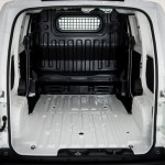 Nissan e-NV200 electric van has a ton of cargo space