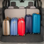 Nissan e-NV200 has plenty of cargo space
